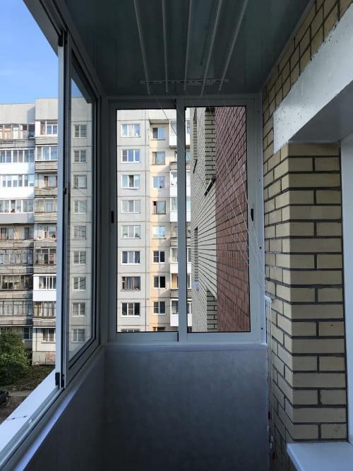 Установка балкона в архангельске