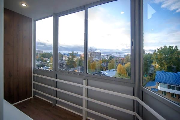 Установка и ремонт балконов в Архангельске
